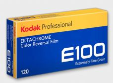 Kodak Ektachrome E100 120 5 Pack